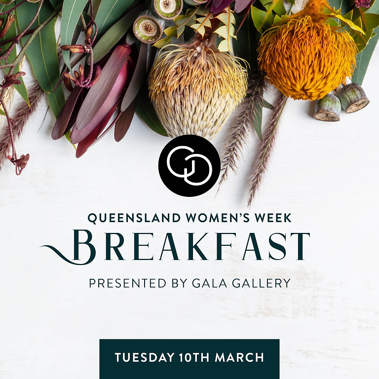 QLD Women's Week Breakfast Event