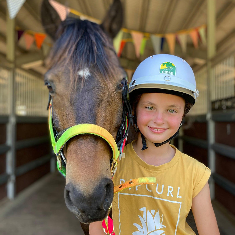 July School Holiday Horse Riding Clinic