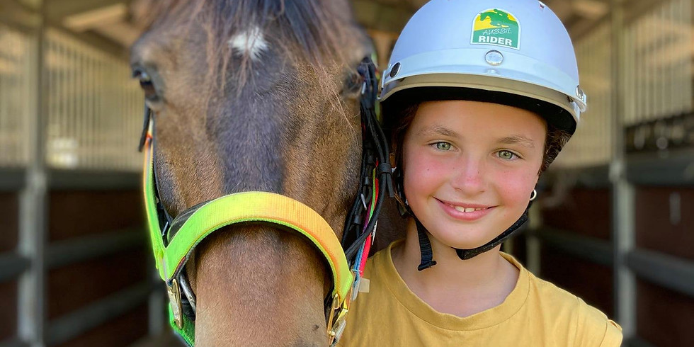 April School Holiday Horse Riding Clinic #1