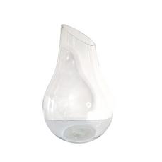 GLASS BALLOON VASE (31cm x 20cm)