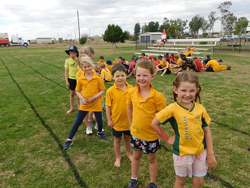 St Joseph's Catholic Primary School Blackall Sports Carnivals