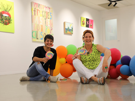A new take on Campbell's Soup with POP exhibition