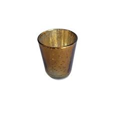 TEALIGHT YELLOW GOLD (6cm)