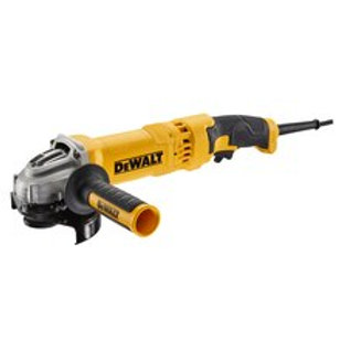 "Angle Grinder 125mm (5"") 1500W (Rat Tail) High Performance & Efficiency Motor"