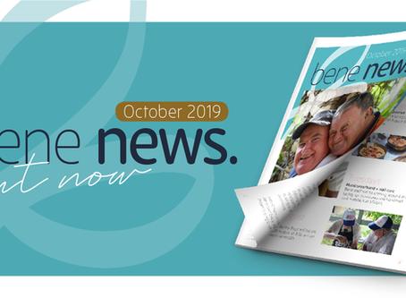 Bene News - October 2019 Edition