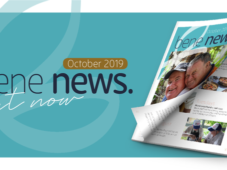 Bene News - October 2019 Edition