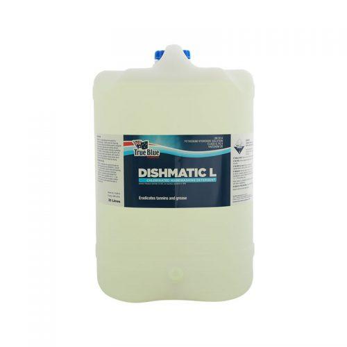 Machine dishwashing detergent