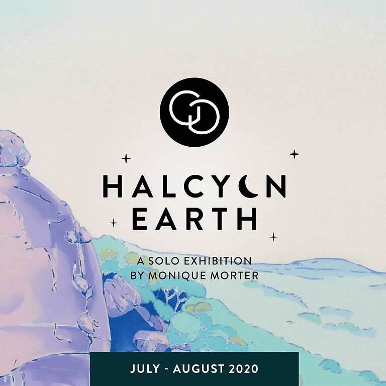 Halcyon Earth Exhibition Opening 2