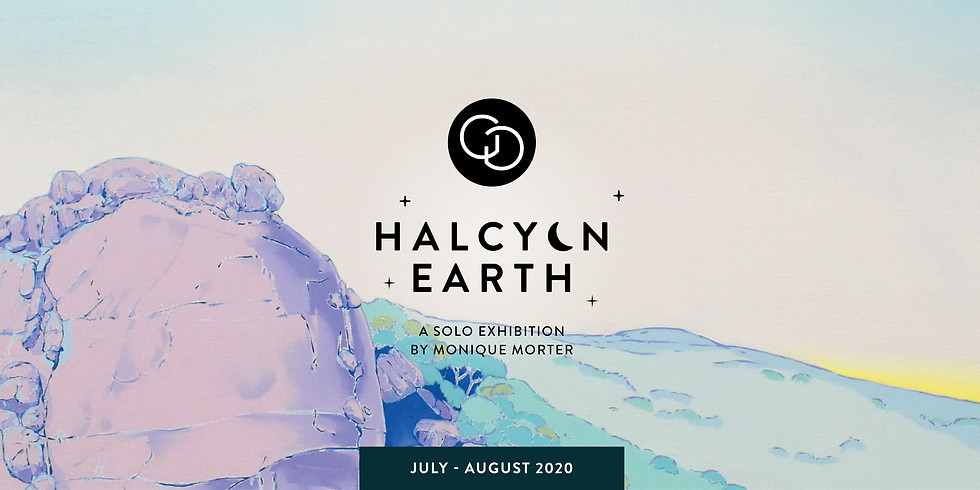 Halcyon Earth Exhibition Opening 1