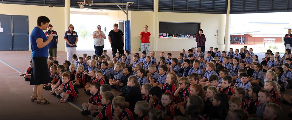 St Paul's Catholic Primary School Principal's Welcome