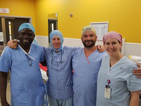 A Surgical Visitation