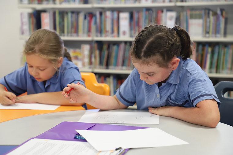 MacKillop Catholic Primary School Students
