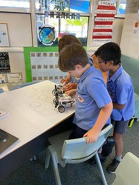 St Joseph's Catholic Primary School Robotics Club