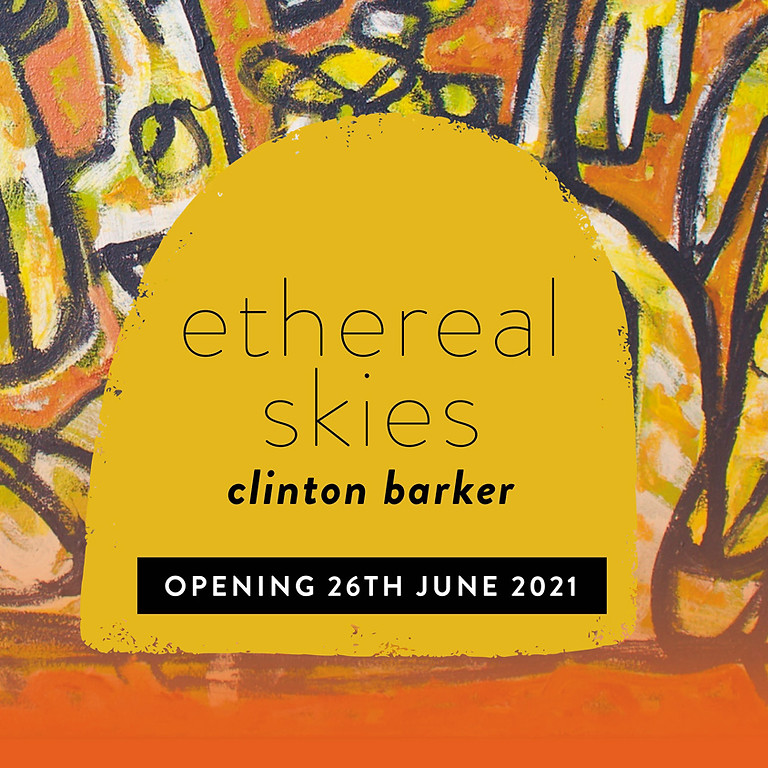 Ethereal Skies Exhibition Opening 1