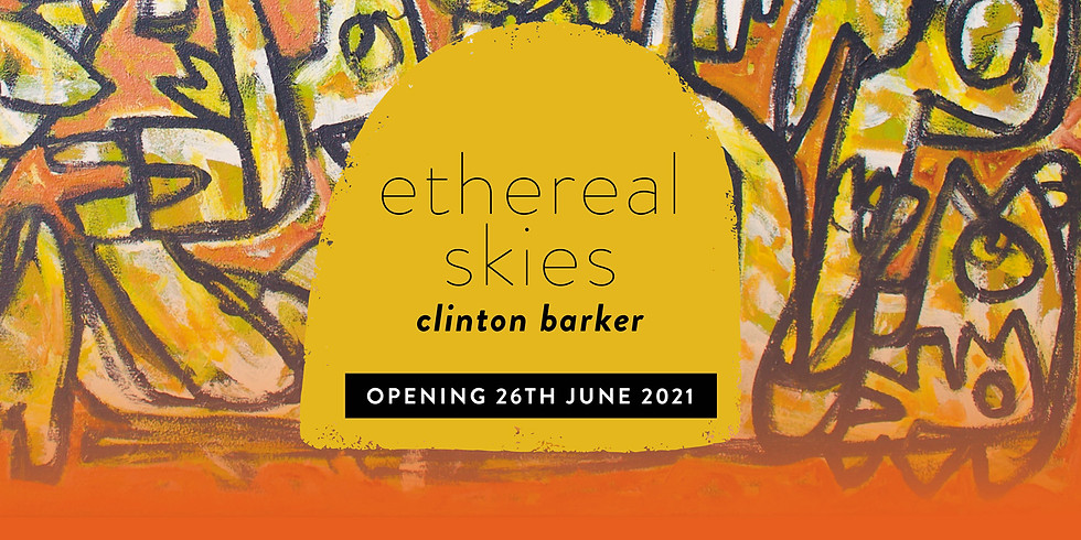 Ethereal Skies Exhibition Opening 2