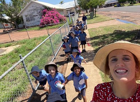 St Joseph's Catholic Primary School Barcaldine Camps