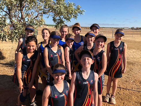 St Joseph's Catholic Primary School Blackall District Sports Carnivals