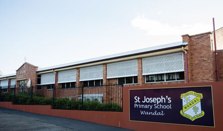 St Joseph's School Wandal Our School