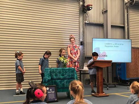 St Joseph's Catholic Primary School Barcaldine Religious Education