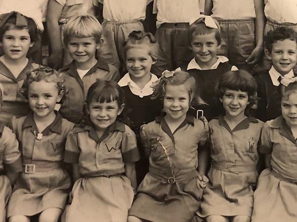 St Joseph's School Wandal History