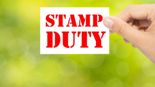 Have you budgeted for stamp duty?