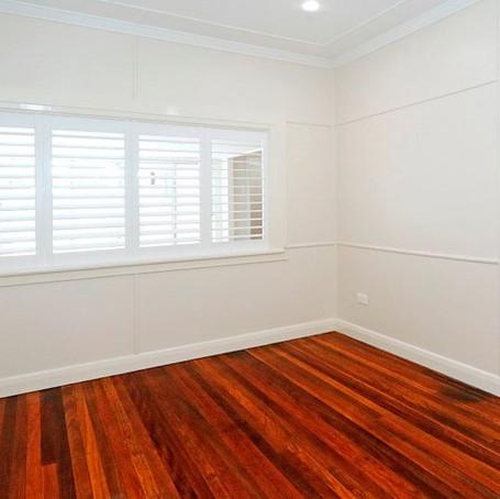 Oswald Street Bedroom