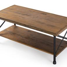 NEWTON COFFEE TABLE (PINE BROWN)