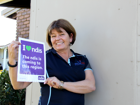 Excelcare is NDIS ready!