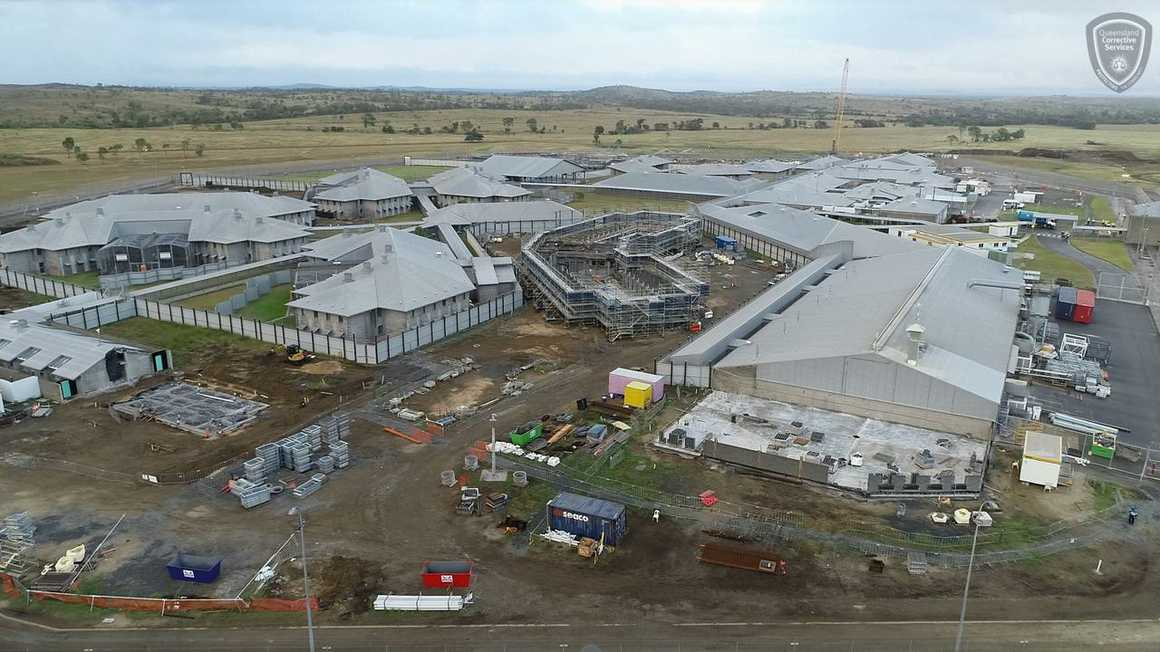 Mitcon-concrete-qld-correctional-centre-project