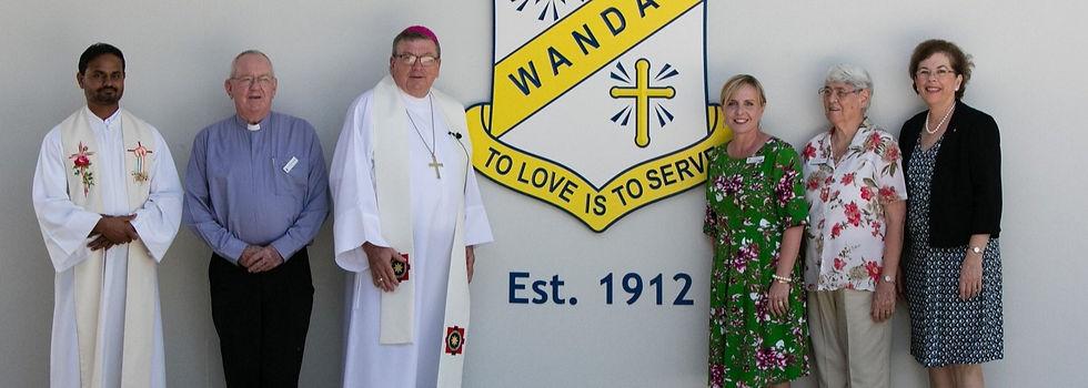 St Joseph's School Wandal Principal's Welcome
