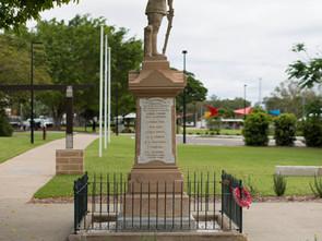 Alf Larson Park, Miriam Vale