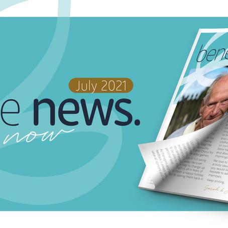 Bene News - July 2021