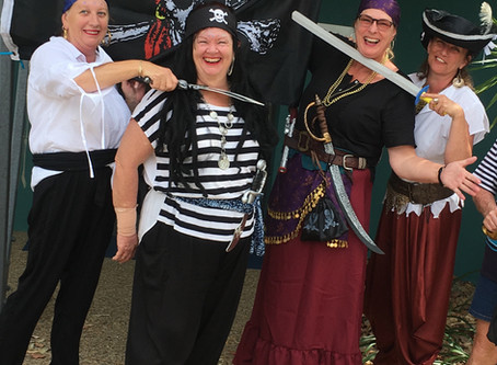 Emu Park Pirate Party