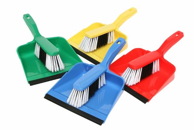 Dust Pan & Brush Sets