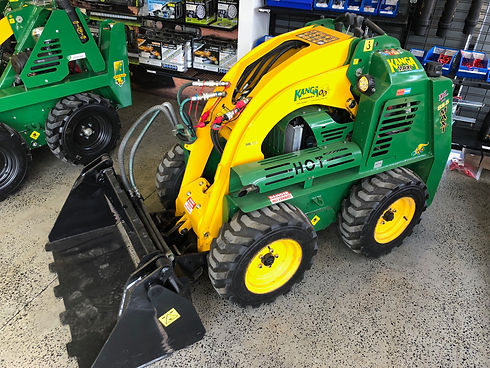 Farm and Garden Mini Loaders Rockhampton