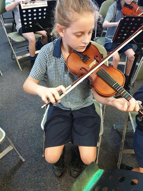 St Joseph's School Wandal Music