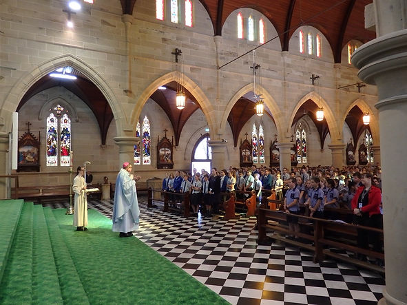 St Joseph's School Wandal Religious Education