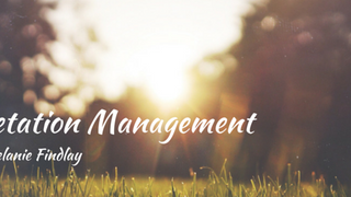 Vegetation Management with Melanie Findlay
