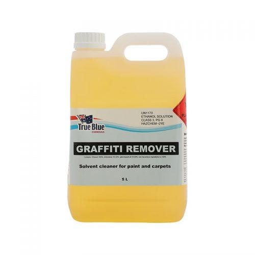 Gum and graffiti remover