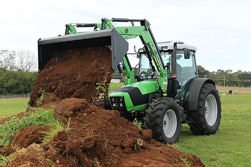 Deutz Fahr Agrofarm G CABIN Series