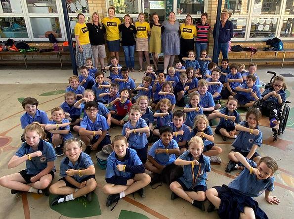 St Joseph's Catholic Primary School Barcaldine Student Wellbeing