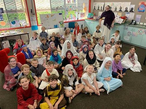 St Joseph's School Wandal Cultural Performance