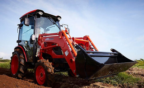Kioti CK4220 Cabin Compact Tractor