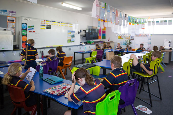 St Joseph's Catholic Primary School Blackall School Routine