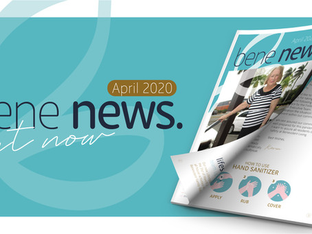 Bene News - April 2020 Edition