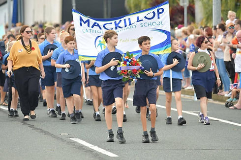 MacKillop Catholic Primary School Activities