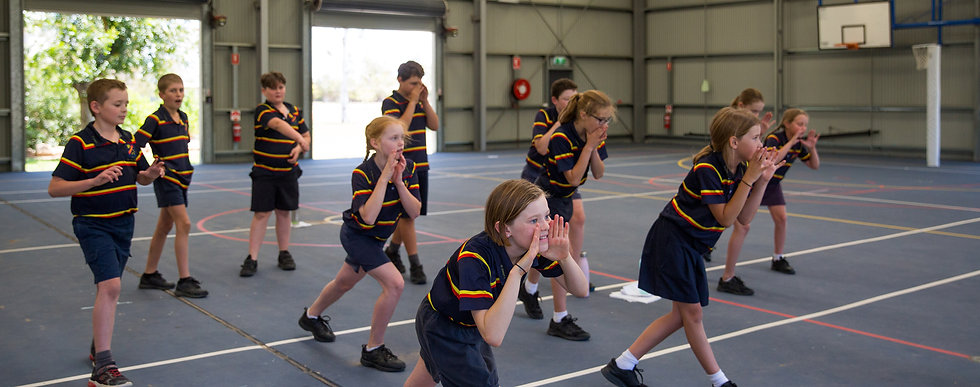 St Joseph's Catholic Primary School Blackall Co-Curricular Activties
