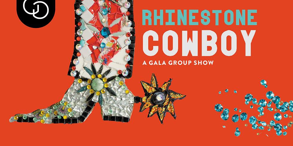 Rhinestone Cowboy Exhibition Opening 1
