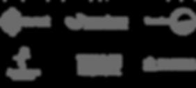 Amalgamated organisations logos