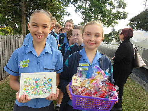 MacKillop Catholic Primary School Cultural Experience